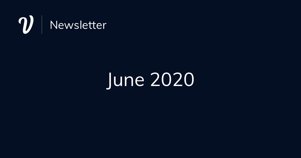 June Newsletter (2020)
