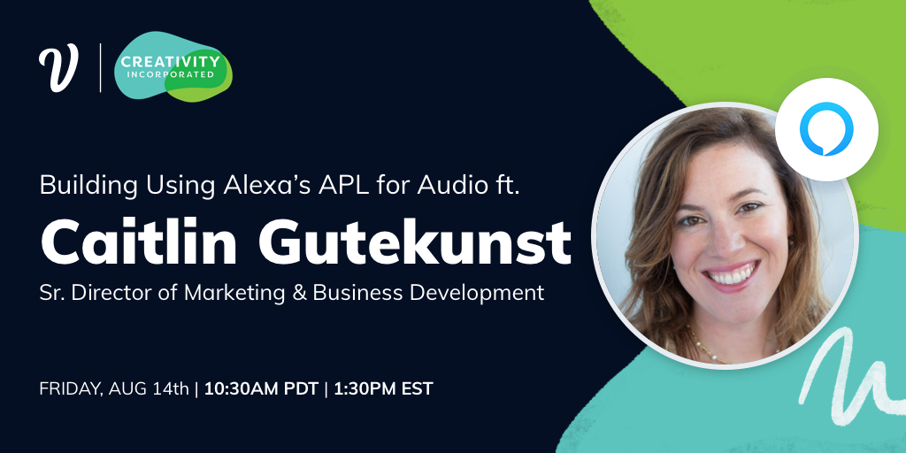 Building Using APL for Audio ft. Caitlin Gutekunst