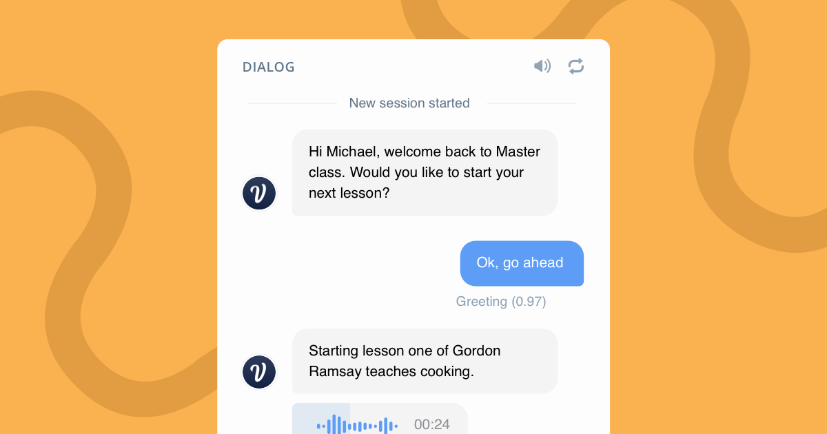 How to design intelligent conversational interfaces