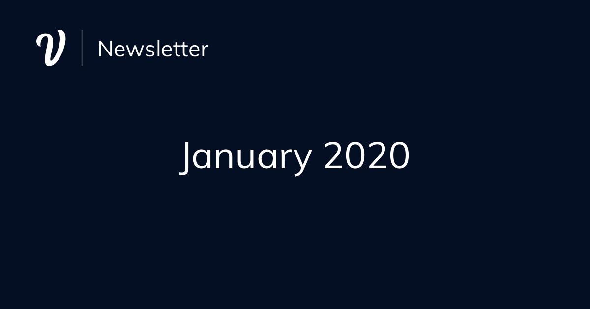 January Newsletter (2021)