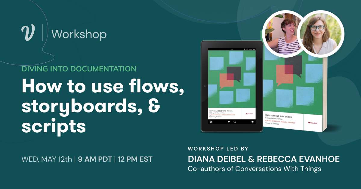 Diving into Documentation: How to use flows, storyboards & scripts