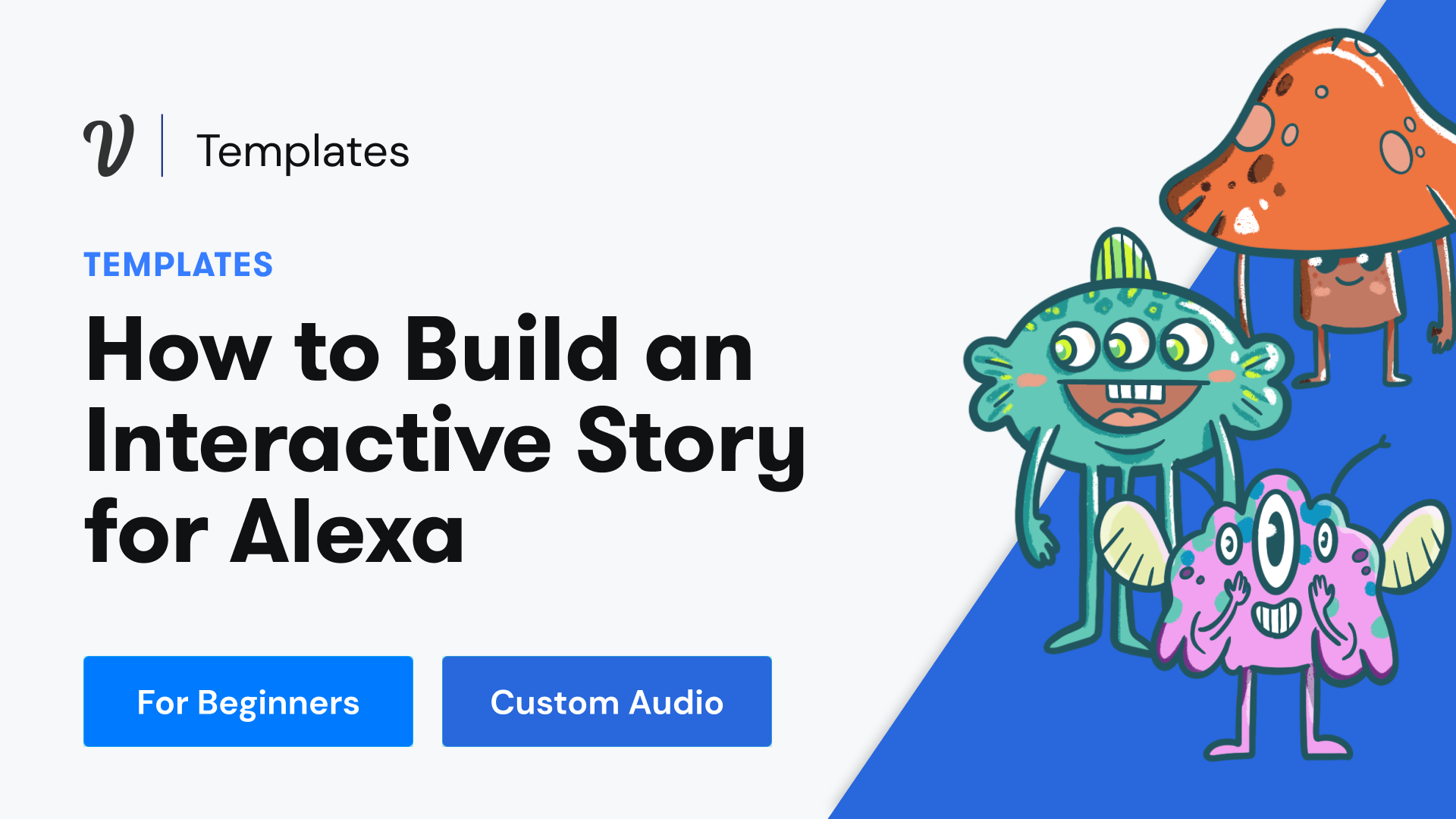 How to build an interactive story for Alexa