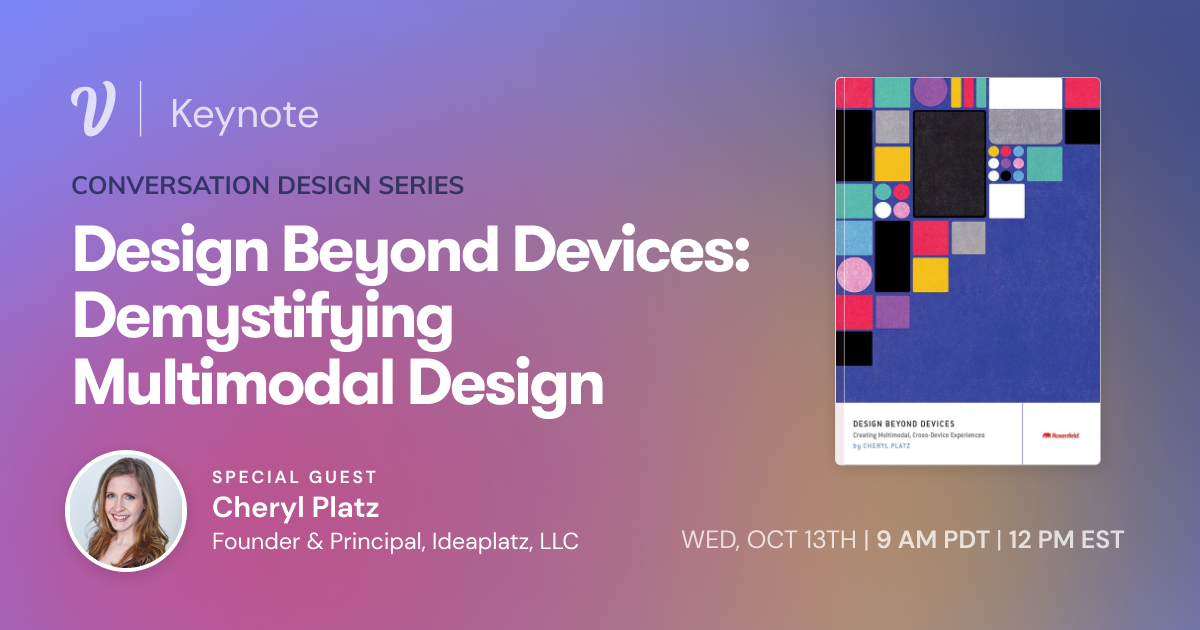 Design Beyond Devices: Demystifying Multimodal Design