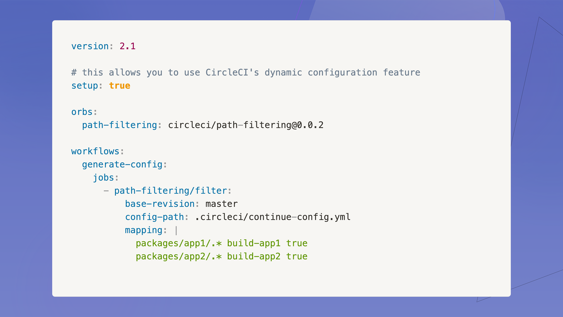 Continuous integration using CircleCI