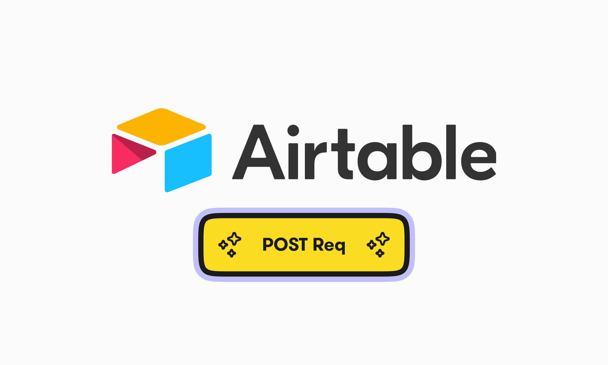 How to connect and save data using Airtable (POST Request)