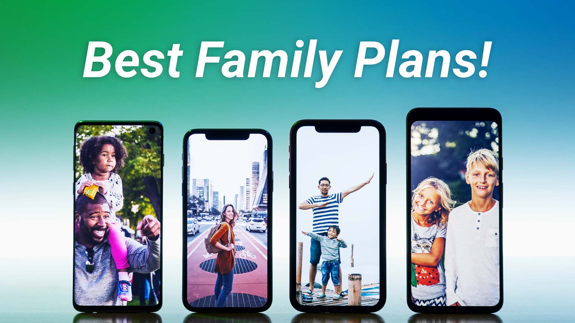 Best Family Cell Phone Plans 2020 Ultimate Guide Bestphoneplans