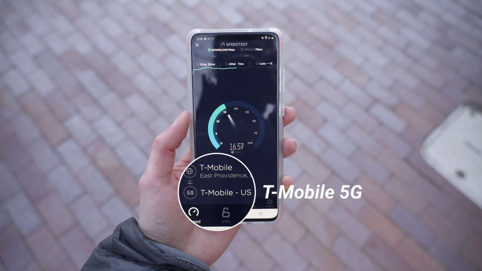Mint Mobile supports 5G on T-Mobile's 5G network