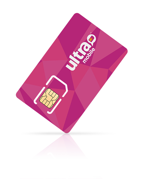 Ultra Mobile 2GB SIM Kit