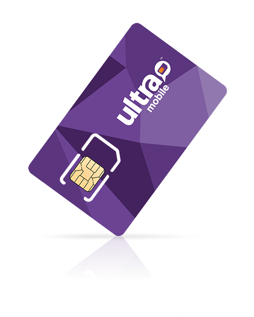 Ultra Mobile 5GB SIM Kit