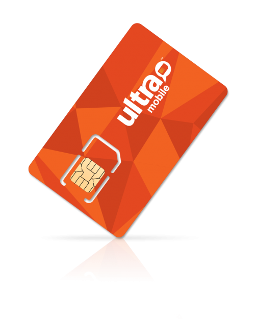 Ultra Mobile 15GB SIM Kit