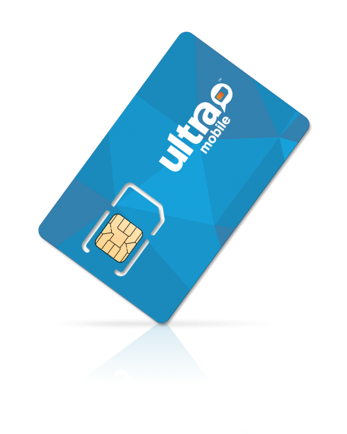 Ultra Mobile Unlimited Data SIM Kit