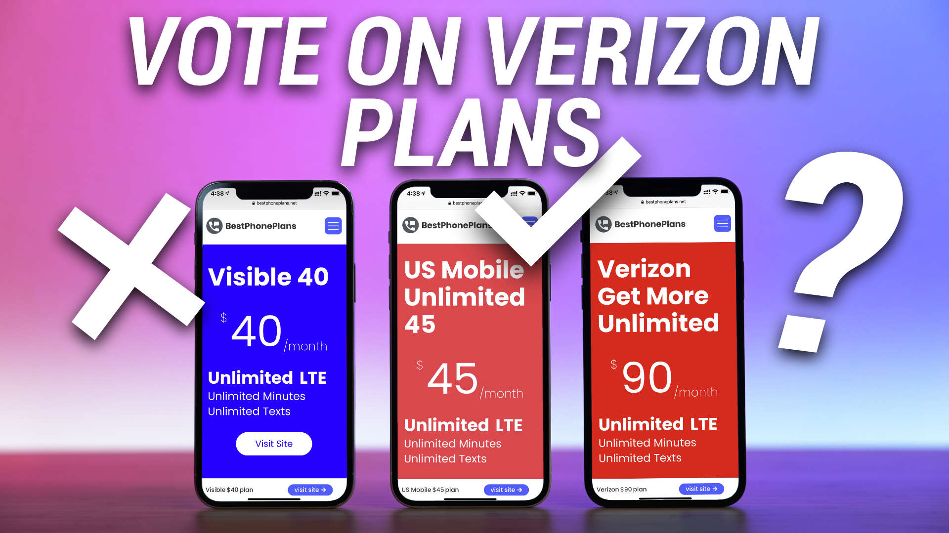 vote on the best verizon cell phone plans