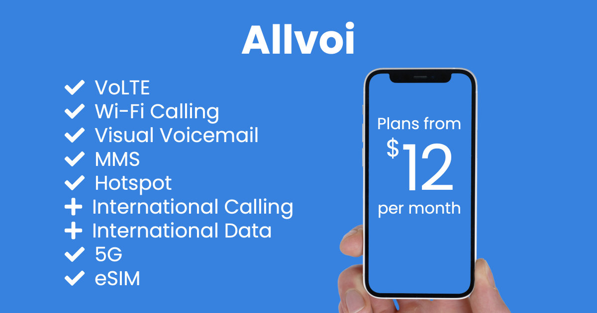 Allvoi plan features and starting price