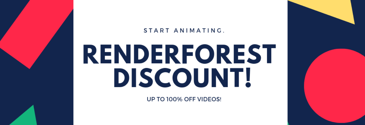 Renderforest Coupon: Active Promo Codes 2018