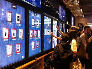 Top Three Requirements for Interactive Digital Signage