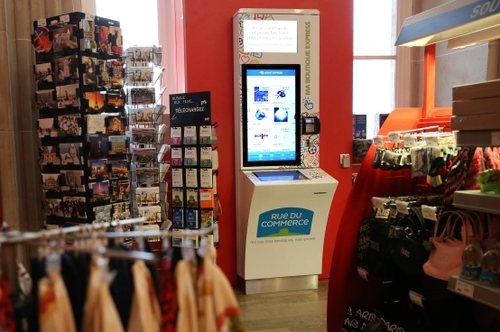 French e-Commerce leader uses IntuiFace to explore brick-and-mortar