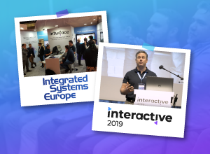 Recap of ISE 2019 and Interactive 2019