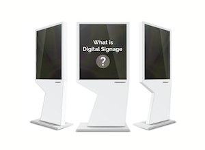 What is Digital Signage | The Most Accurate Definition