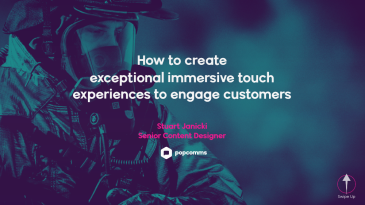Creating exceptional touchscreen experiences