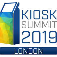 Kiosk Summit 2019 London Logo