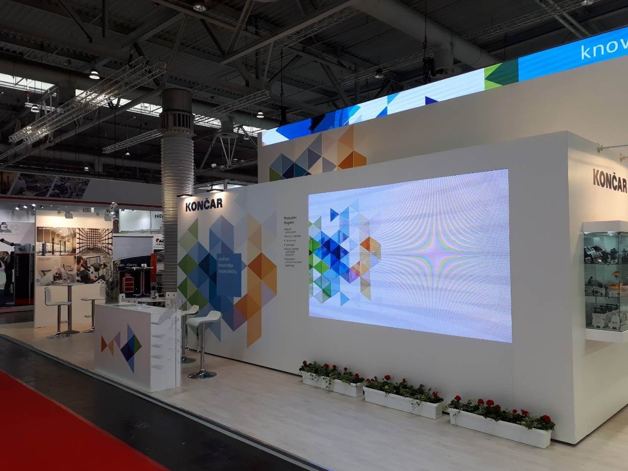 Multimedia Wall - Intuiface Software