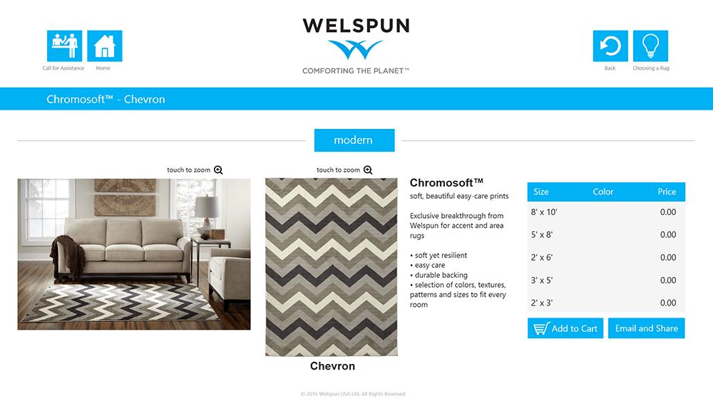 wellspun Intuiface Experience