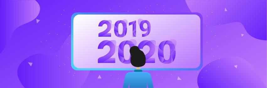 Looking Back at 2019, Looking Forward to 2020