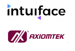 Axiomtek and Intuiface Collaborate to Reinvent a Whole New Customer Experience for Retail Applications