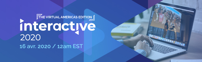 Interactive 2020 - Virtual Americas Edition