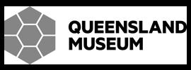 Logo Queensland museum