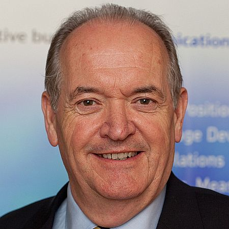 Photo of Robin Baker, Chairman of Eurocom Worldwide