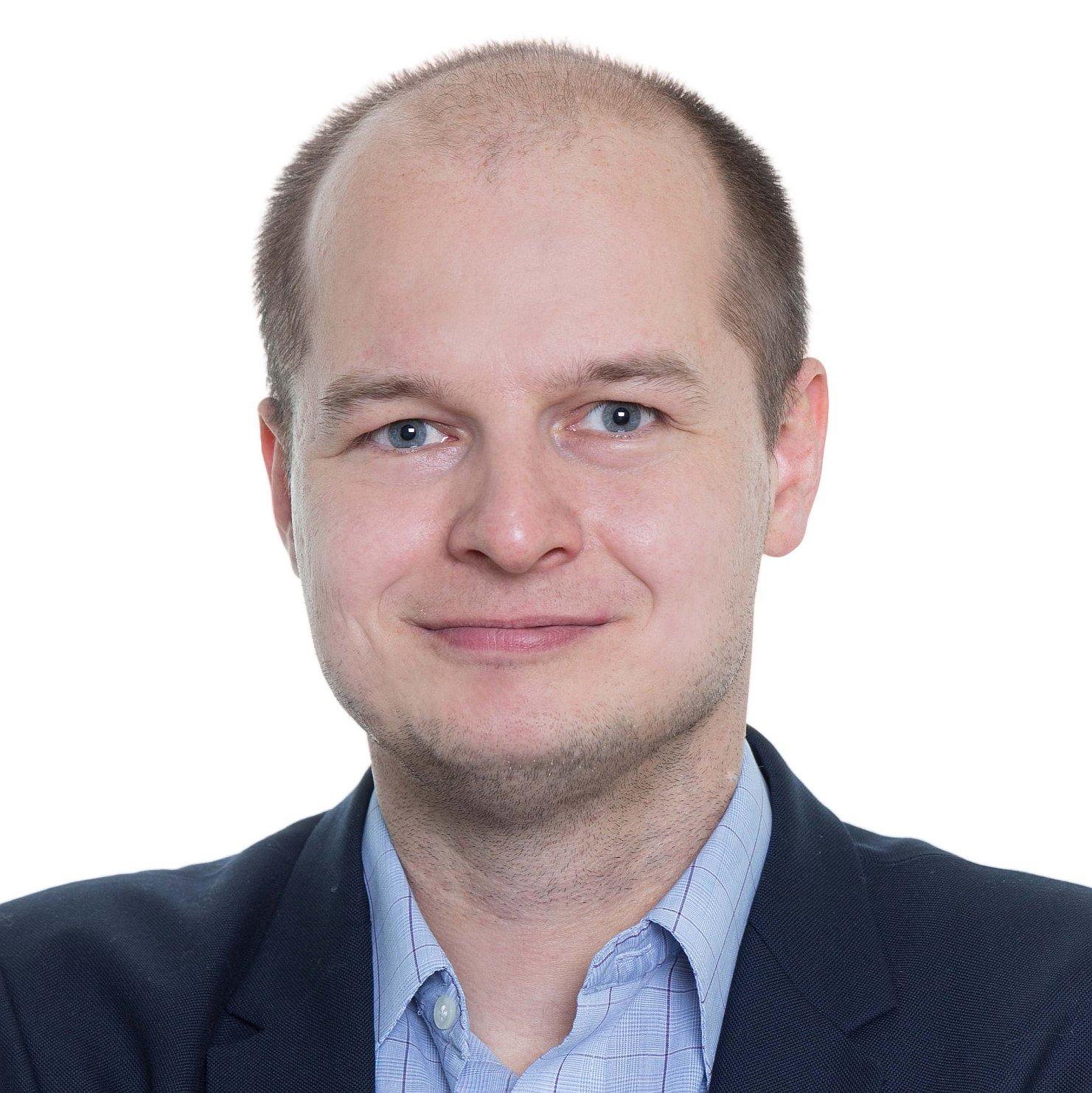 Photo of Petr Pařízek, Director Corporate Communications at PR.Konektor