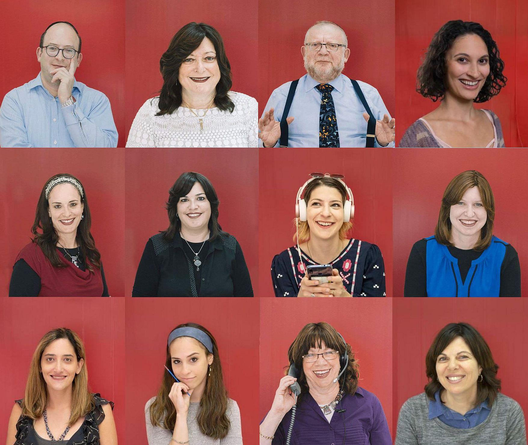 Team Photo of IMP International in Israel