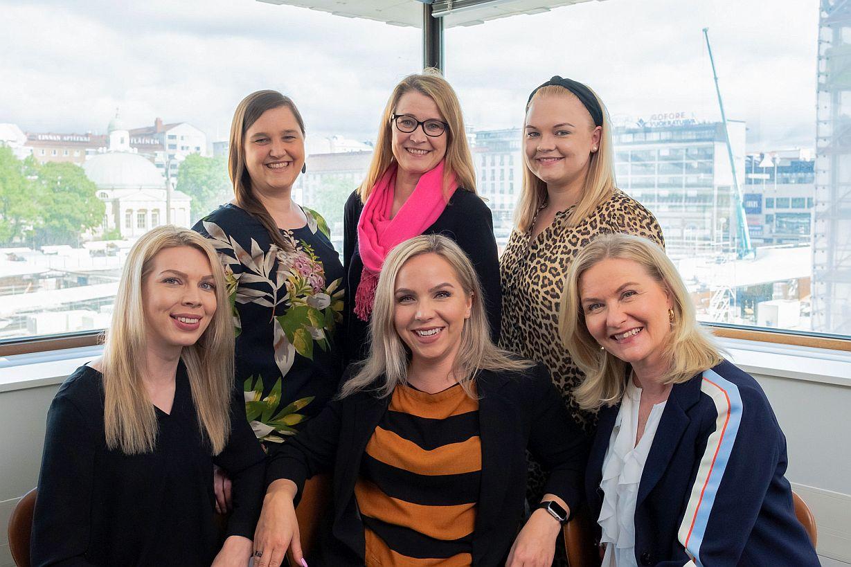 The Idea Group Management Team in Turku, Finland