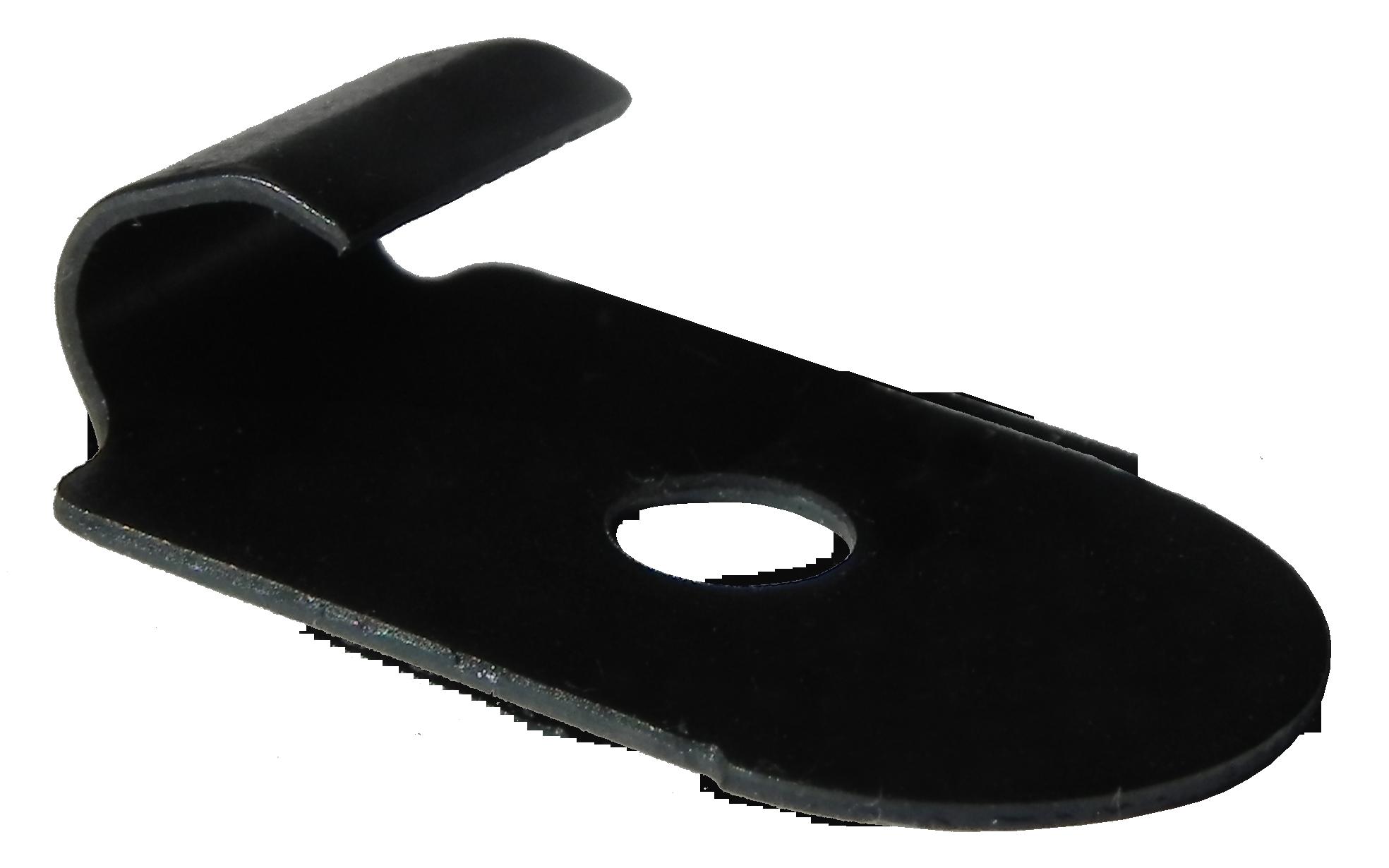 Steel Parts Black Clip