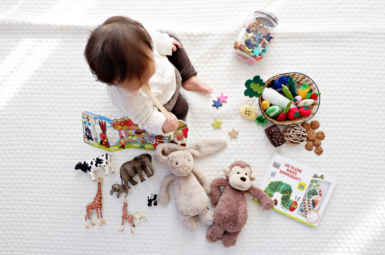 Spielwaren & Babyartikel, Kinderwagen Nähmaschinen in Frick
