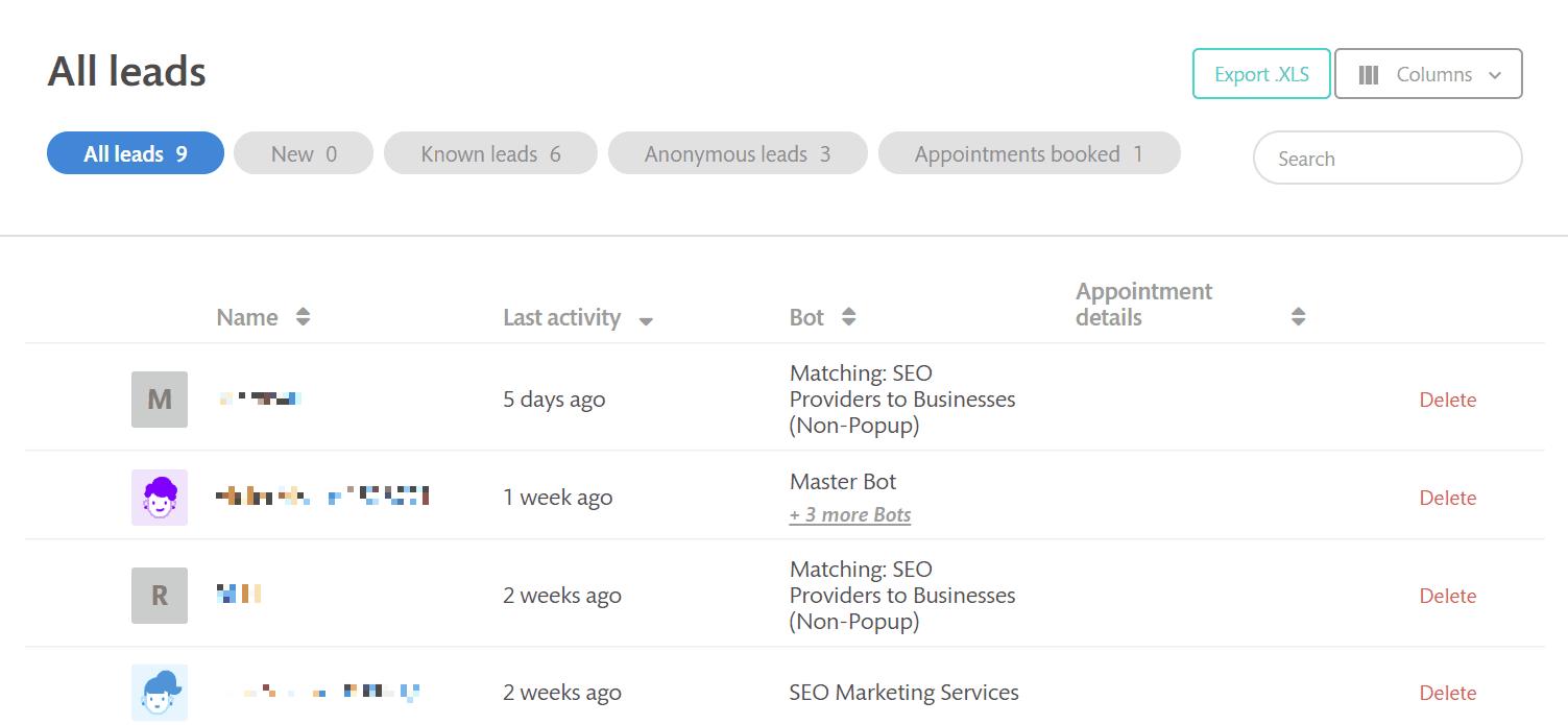 Marketing Partner Program - Leads