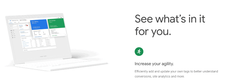 Google Tag Manager Landing Page Snippet - Free Google SEO Tools