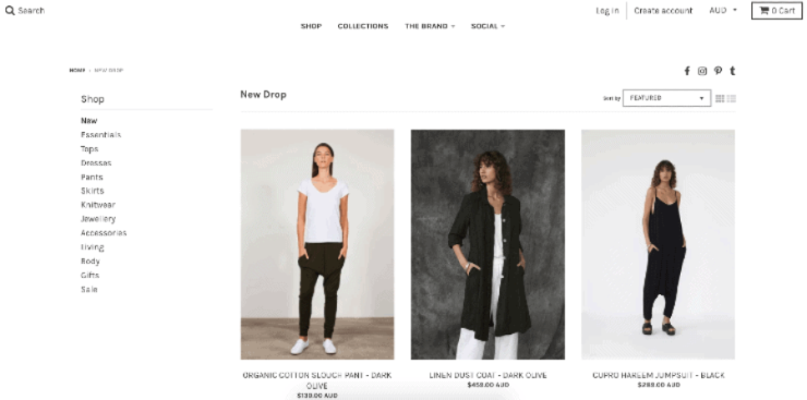 Shopify store - Shopify Seo