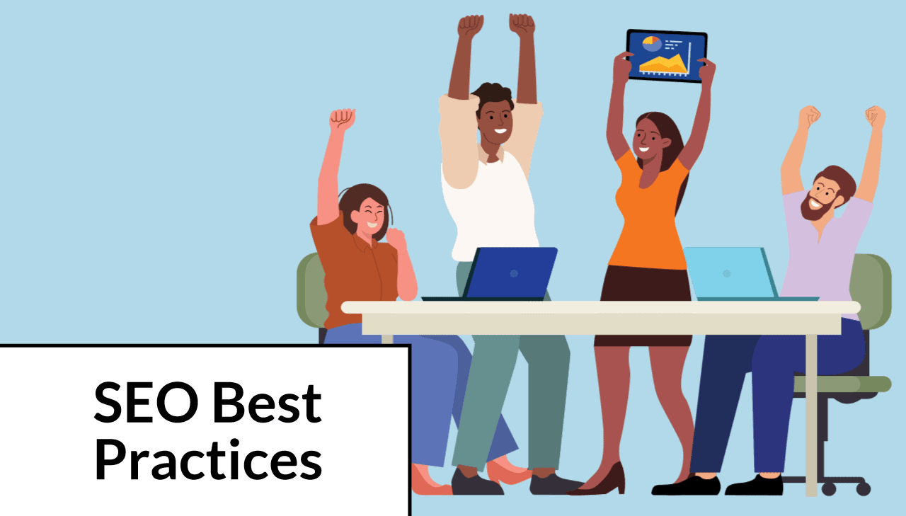 5 SEO Best Practices For Your Website