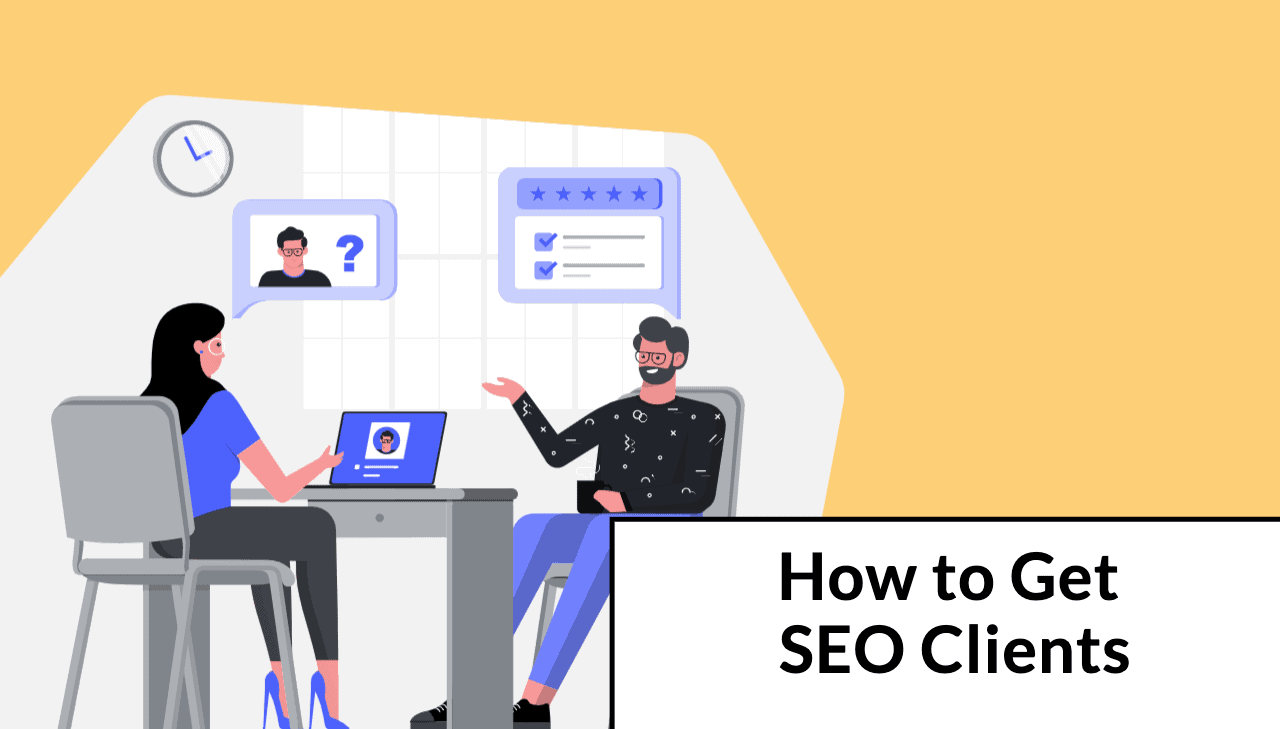 How to Get SEO Clients from Just 1 Hour a Day