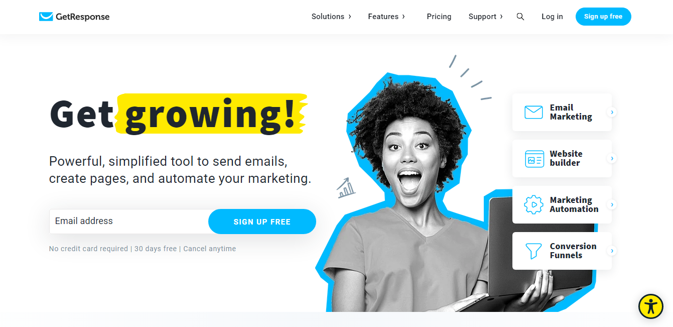 GetResponse - Email Service Provider
