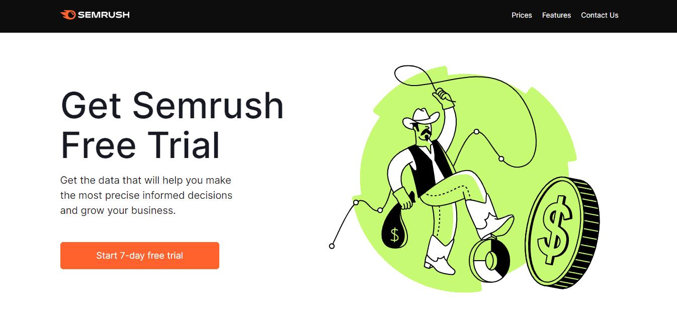 SEMrush - Keyword Research