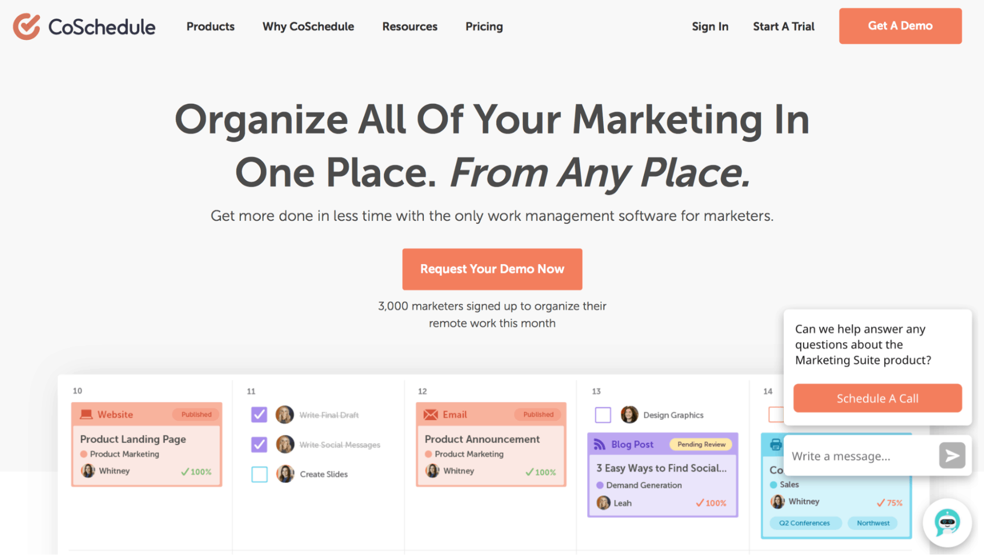 CoSchedule Headline Analyzer Home Page - Article Spinning
