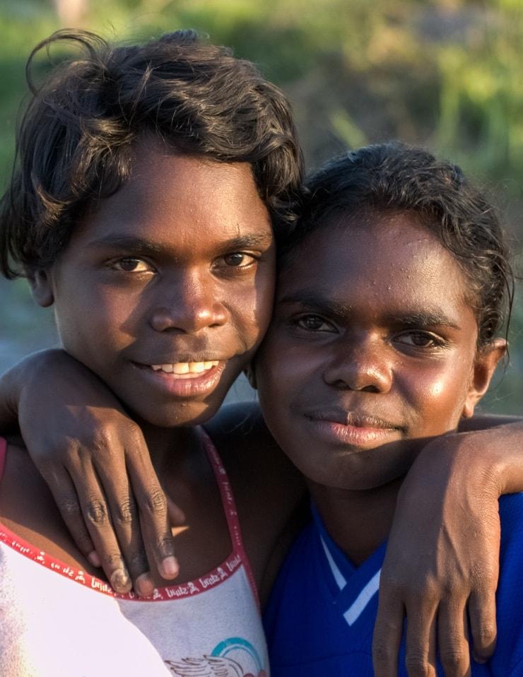 An image of happy children