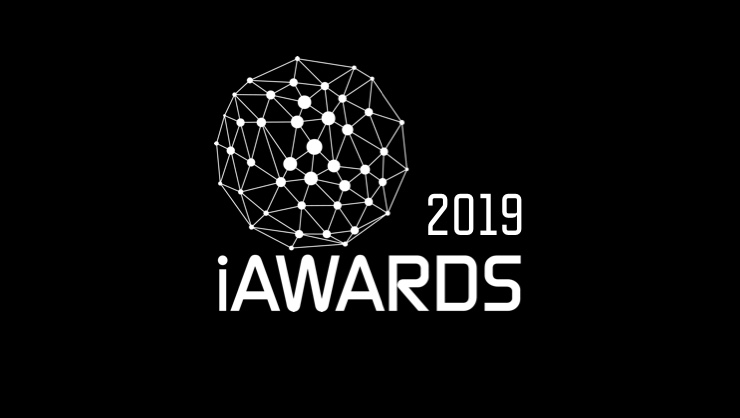 An image of the iAward logo