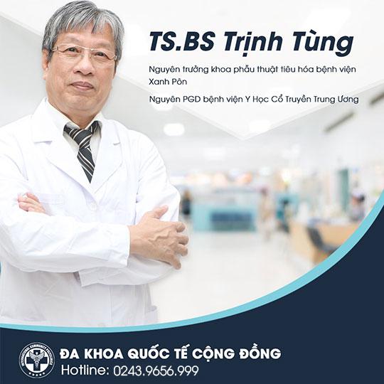 TS.BS Trịnh Tùng