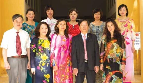 Đội ngũ bác sĩ khoa Thanh học