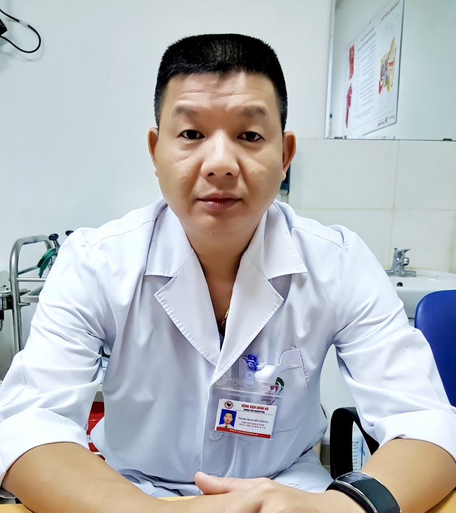 Bác sĩ Trần Hữu Thắng