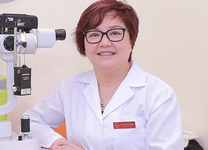 Bác sĩ Vũ Tuệ Khanh